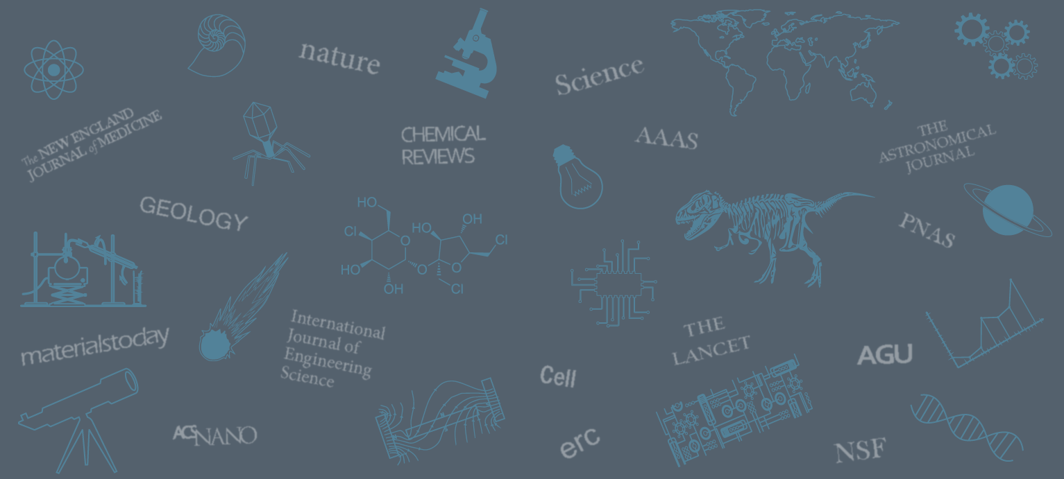 Names-and-drawings-of-scientific-journals